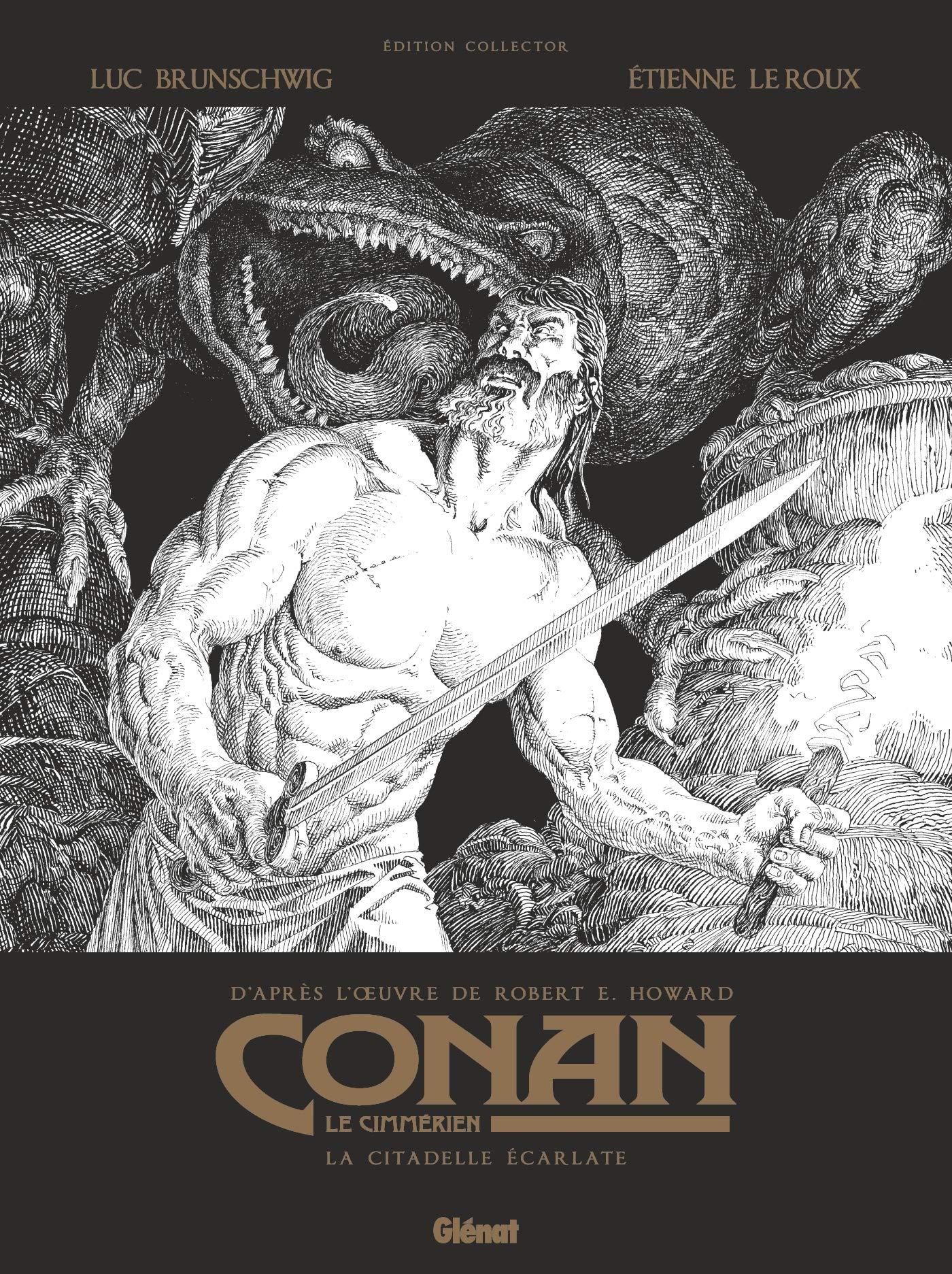 Conan le Cimmérien 5 - La citadelle écarlate