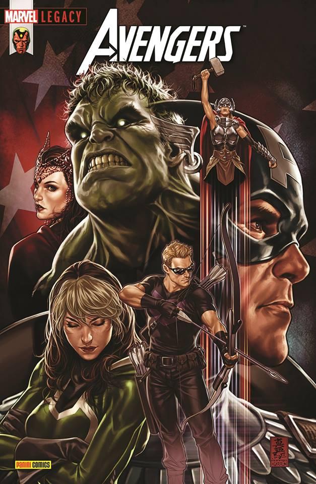 Marvel Legacy - Avengers 7
