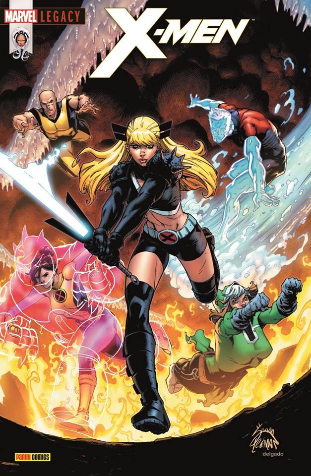 Marvel Legacy - X-Men 7