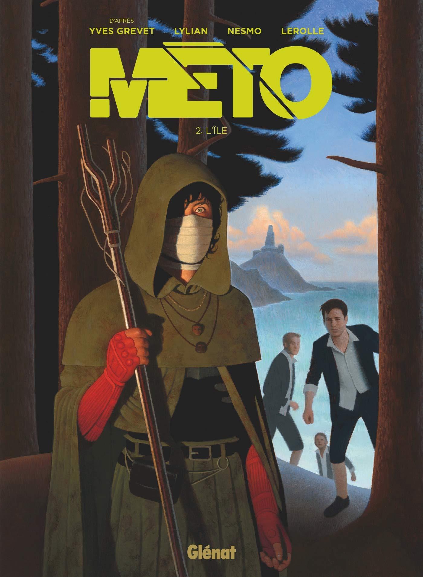 Meto 2 - L'île