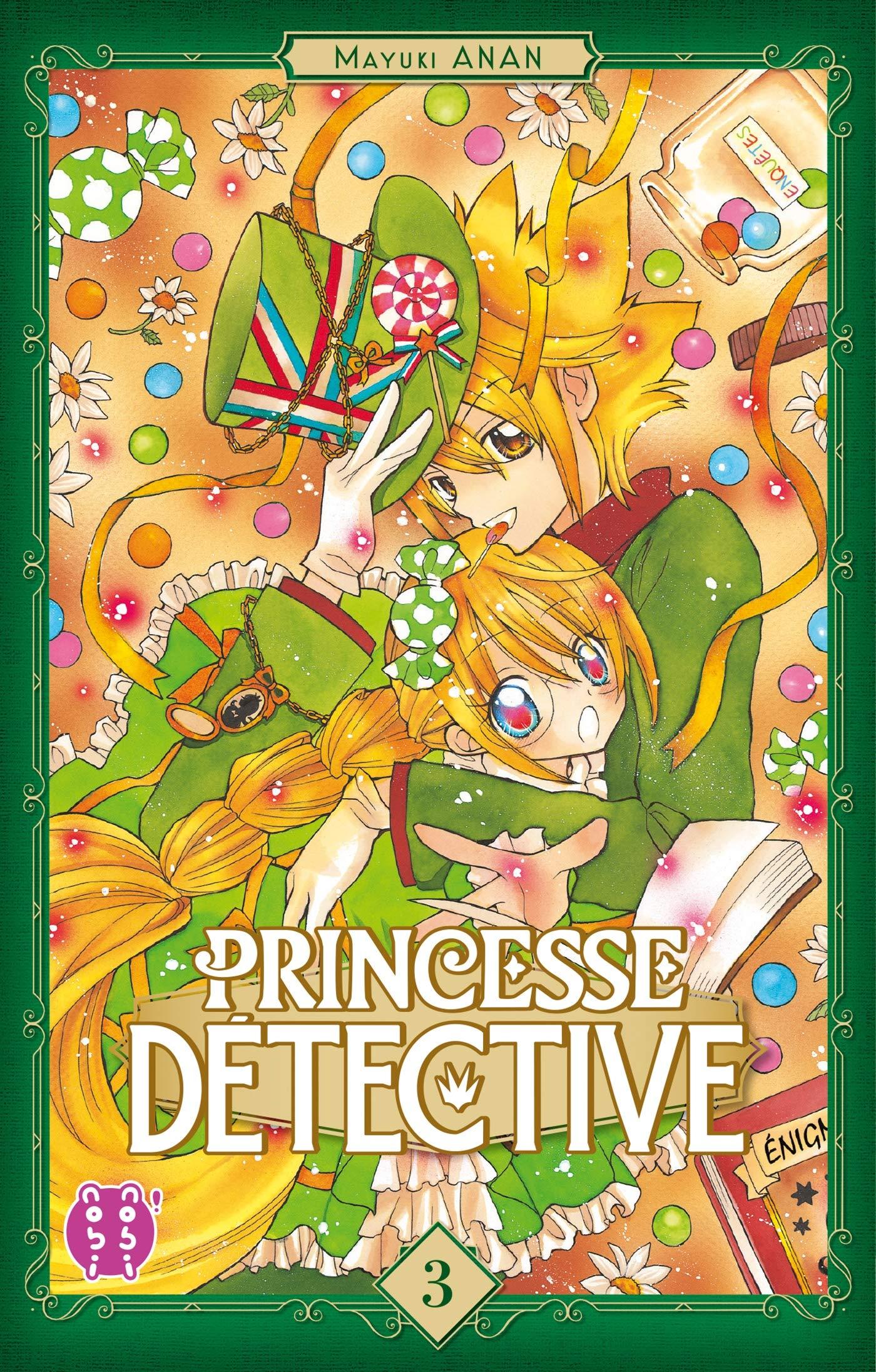 Princesse détective 3