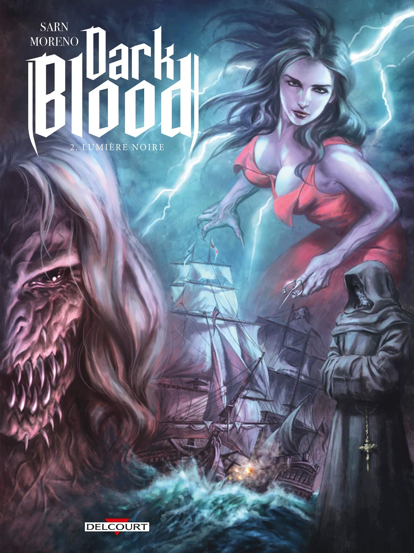 Dark blood 2 - Lumière noire