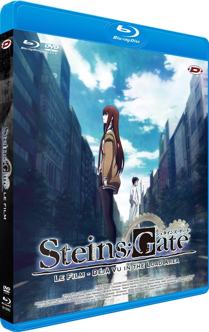Steins Gate - Le film - Déjà vu in the load area 1