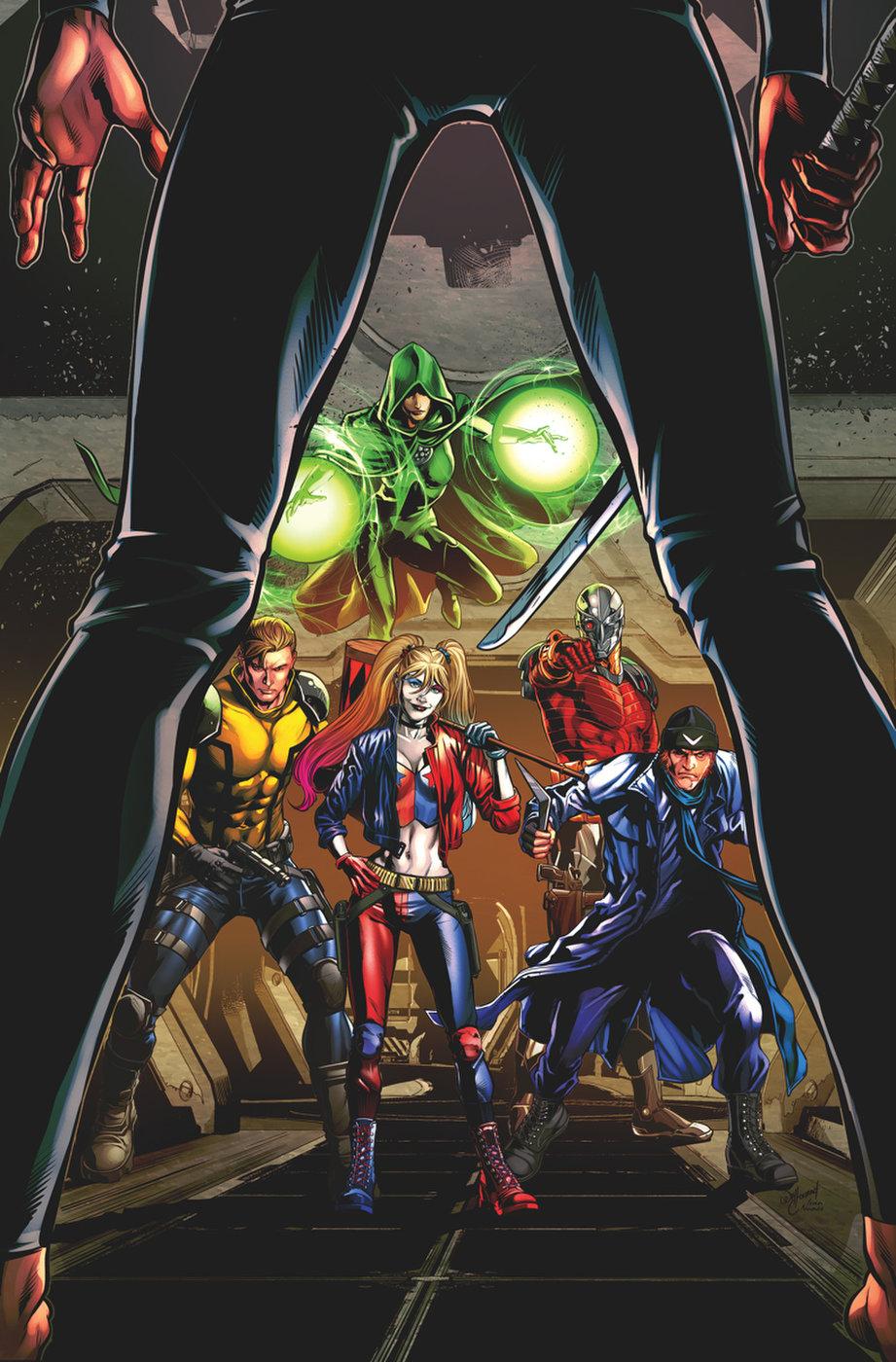 Suicide Squad Black Files 4 - Katana: Revenge of Kobra 4