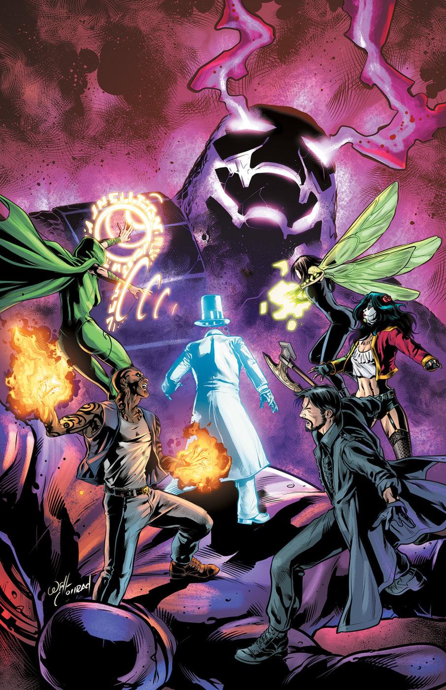 Suicide Squad Black Files 5 - Katana: Revenge of Kobra 5
