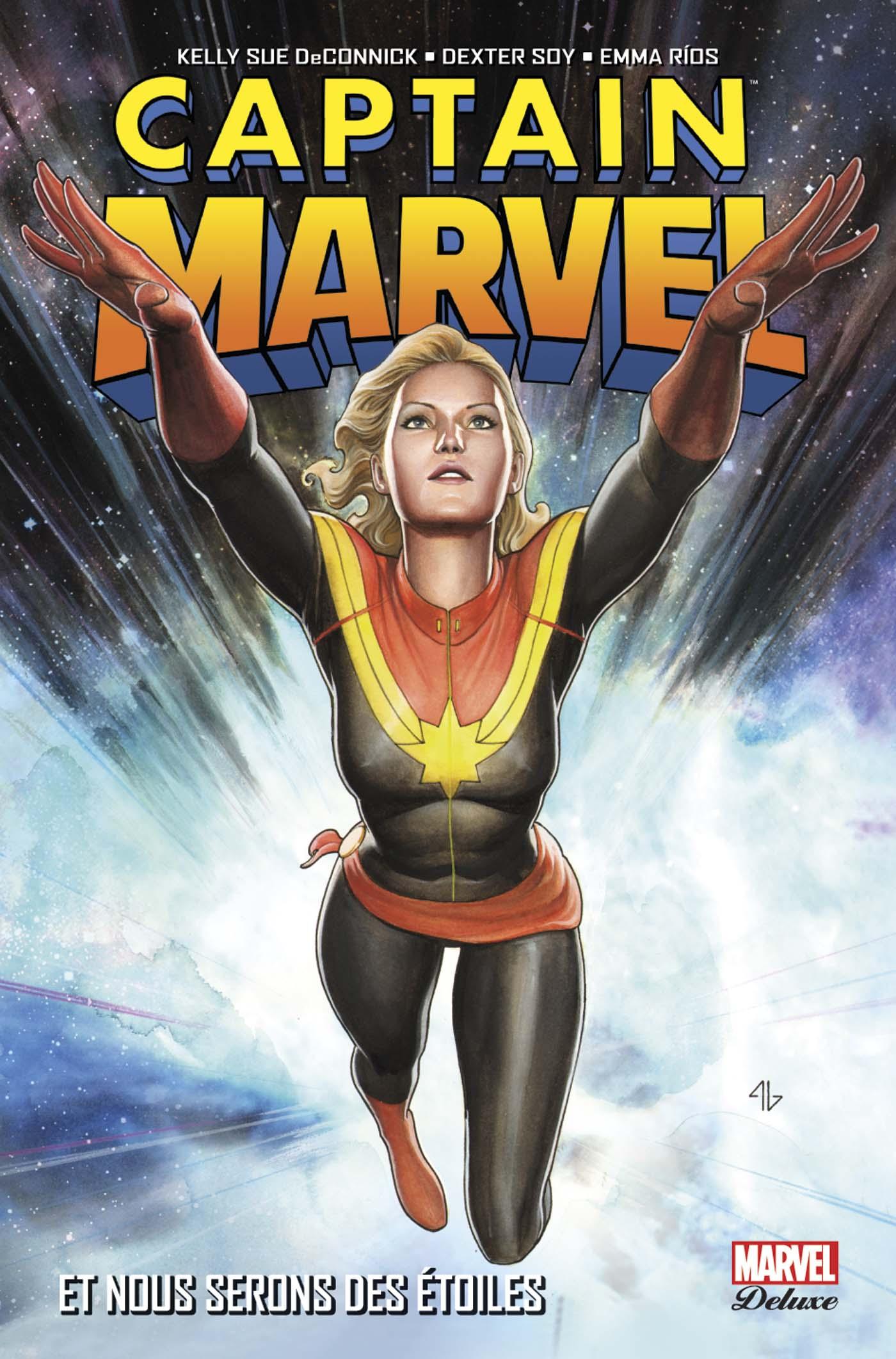 Captain Marvel 1 - Et Nous Serons des Étoiles