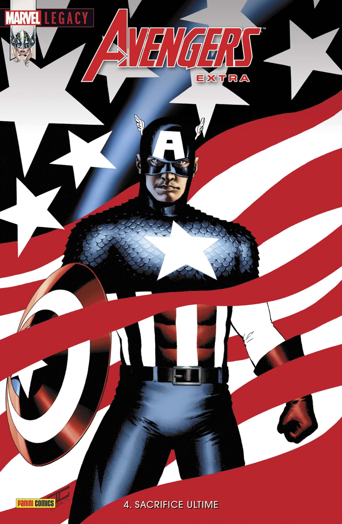Marvel Legacy - Avengers Extra 4