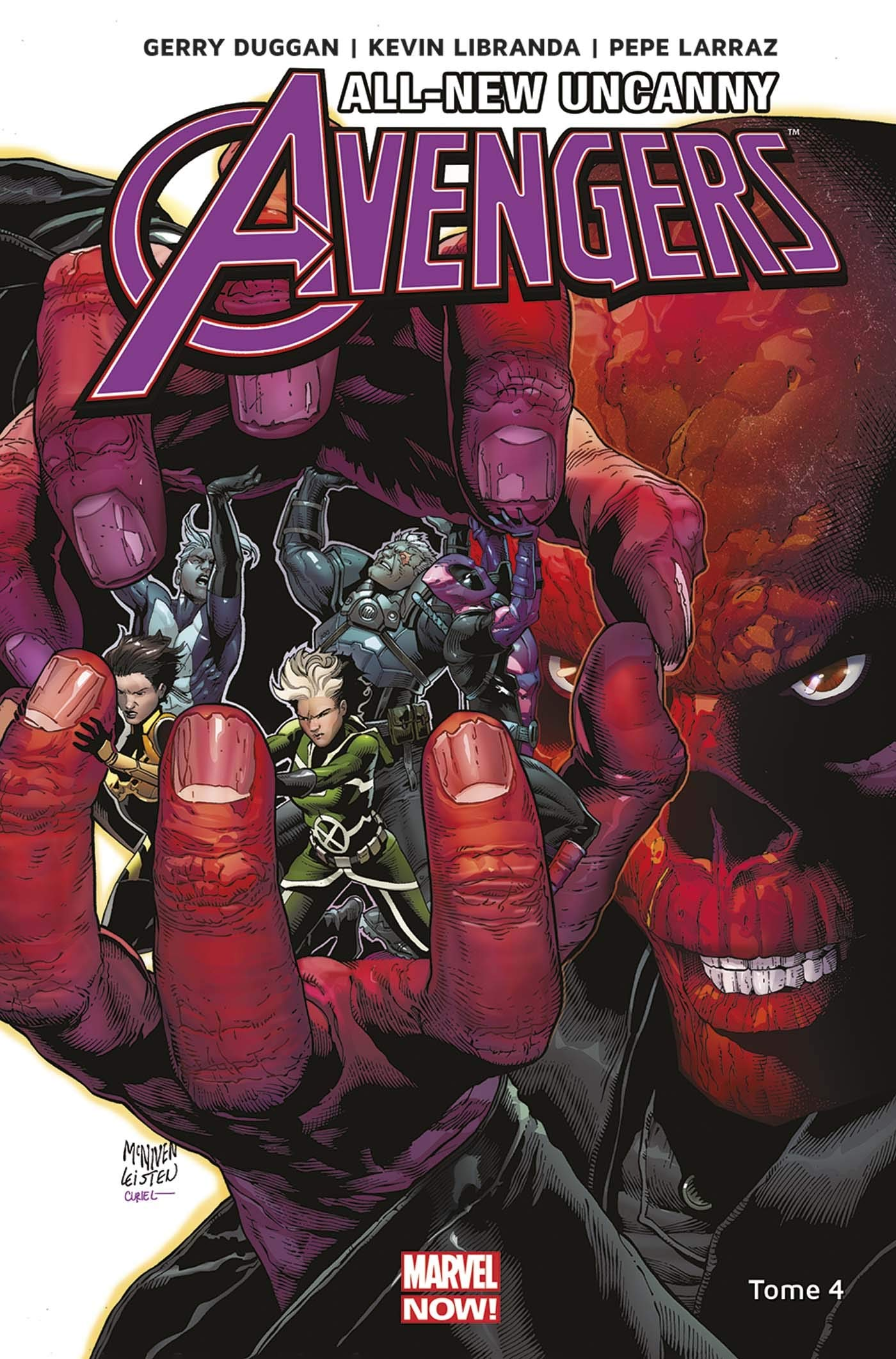 All-New Uncanny Avengers 4