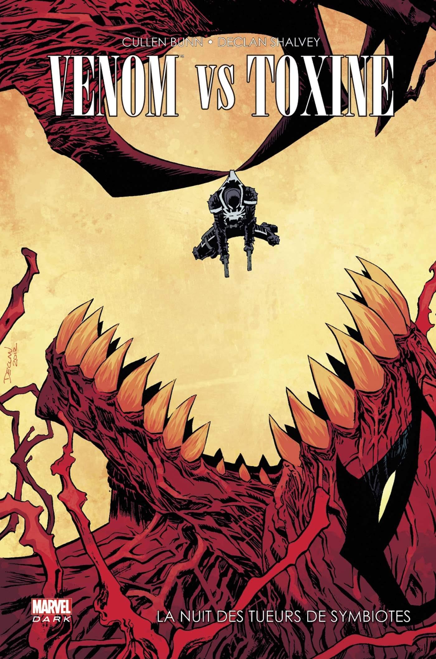 Venom - Venom vs Toxin