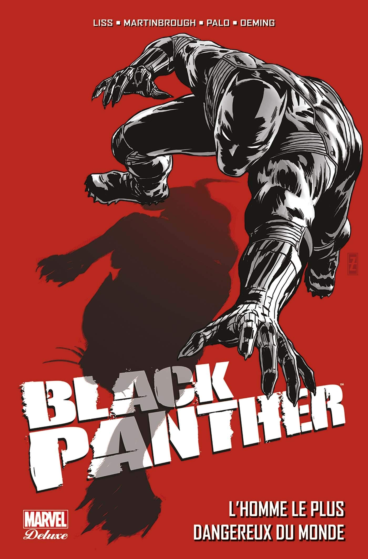 Black Panther - The Most Dangerous Man Alive