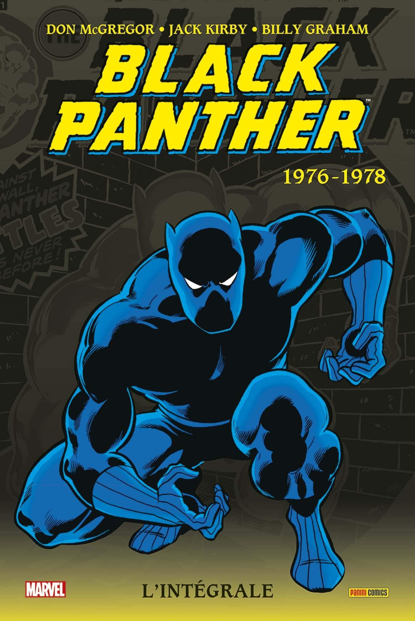 Black Panther 1976