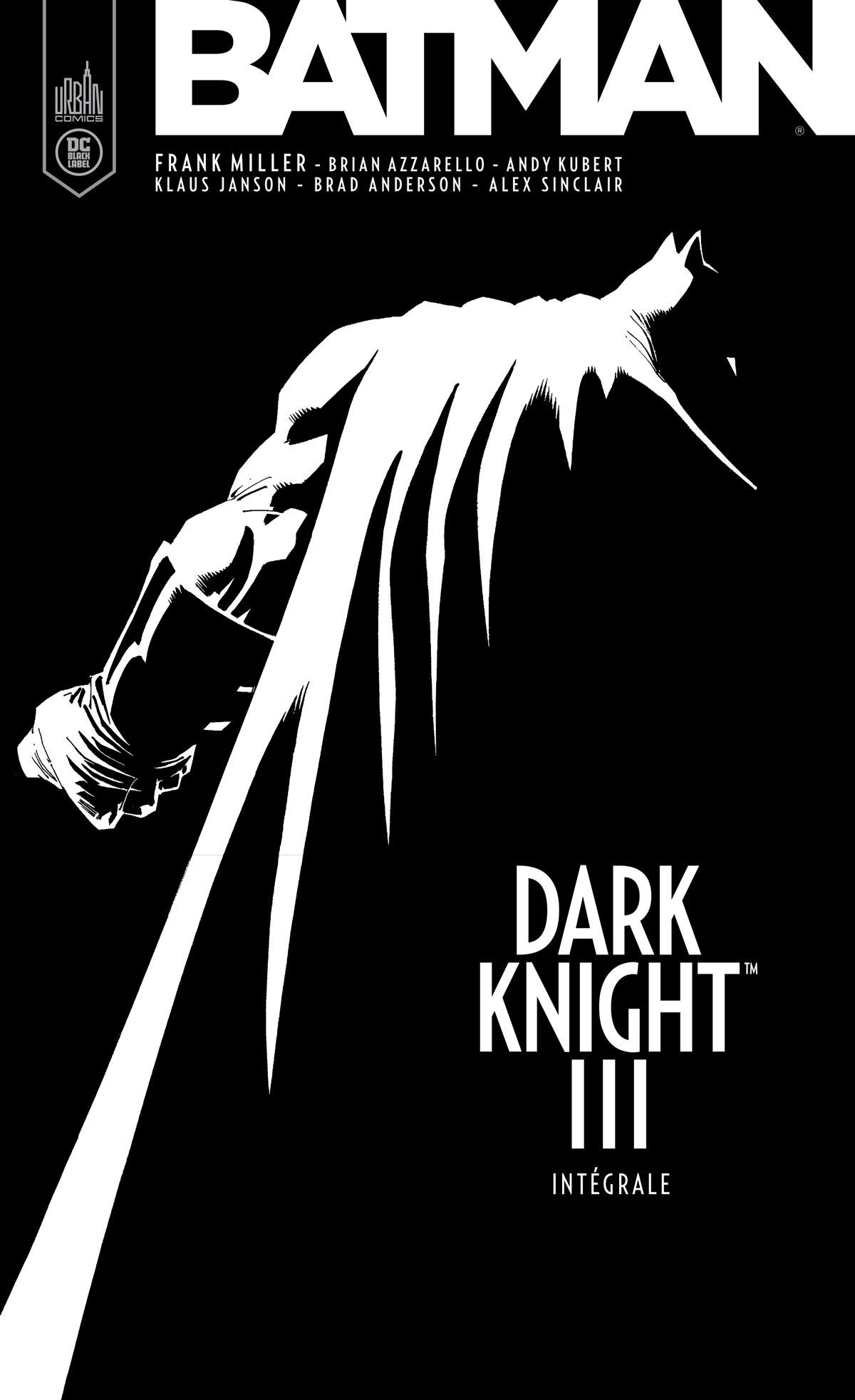 Dark Knight III - The Master Race