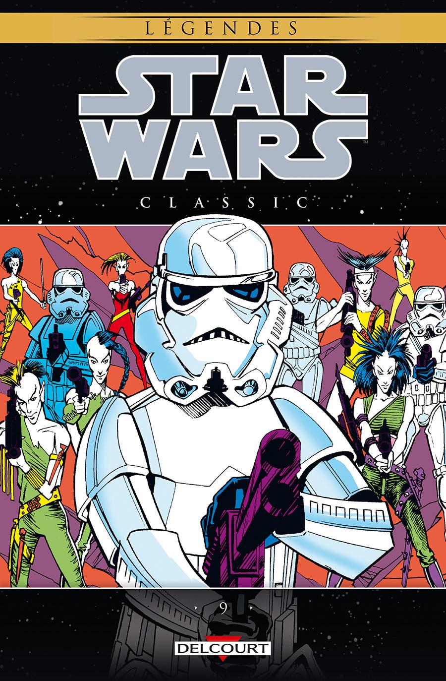 Star Wars - Classic 9