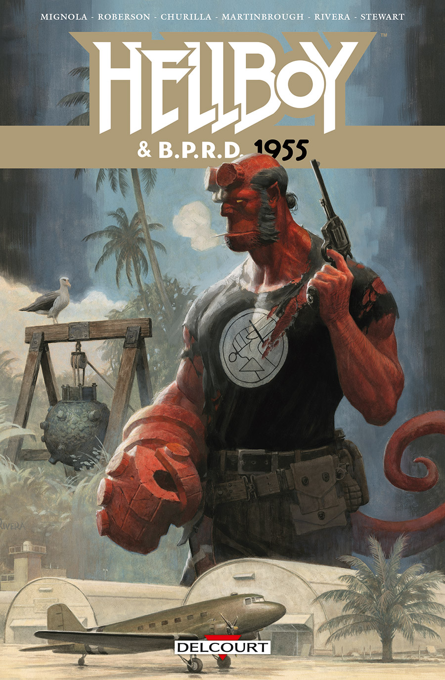 Hellboy and the B.P.R.D. 4 - 1955