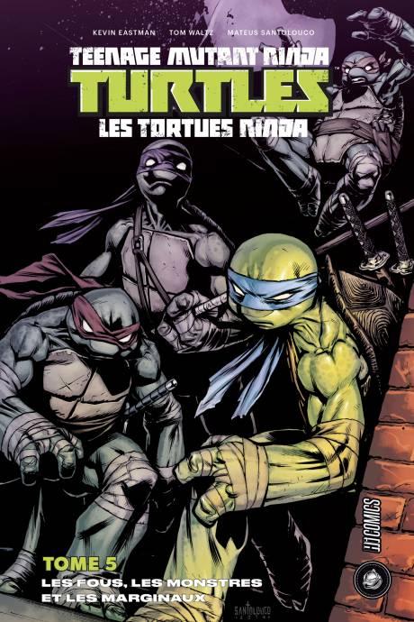 Les Tortues Ninja 5