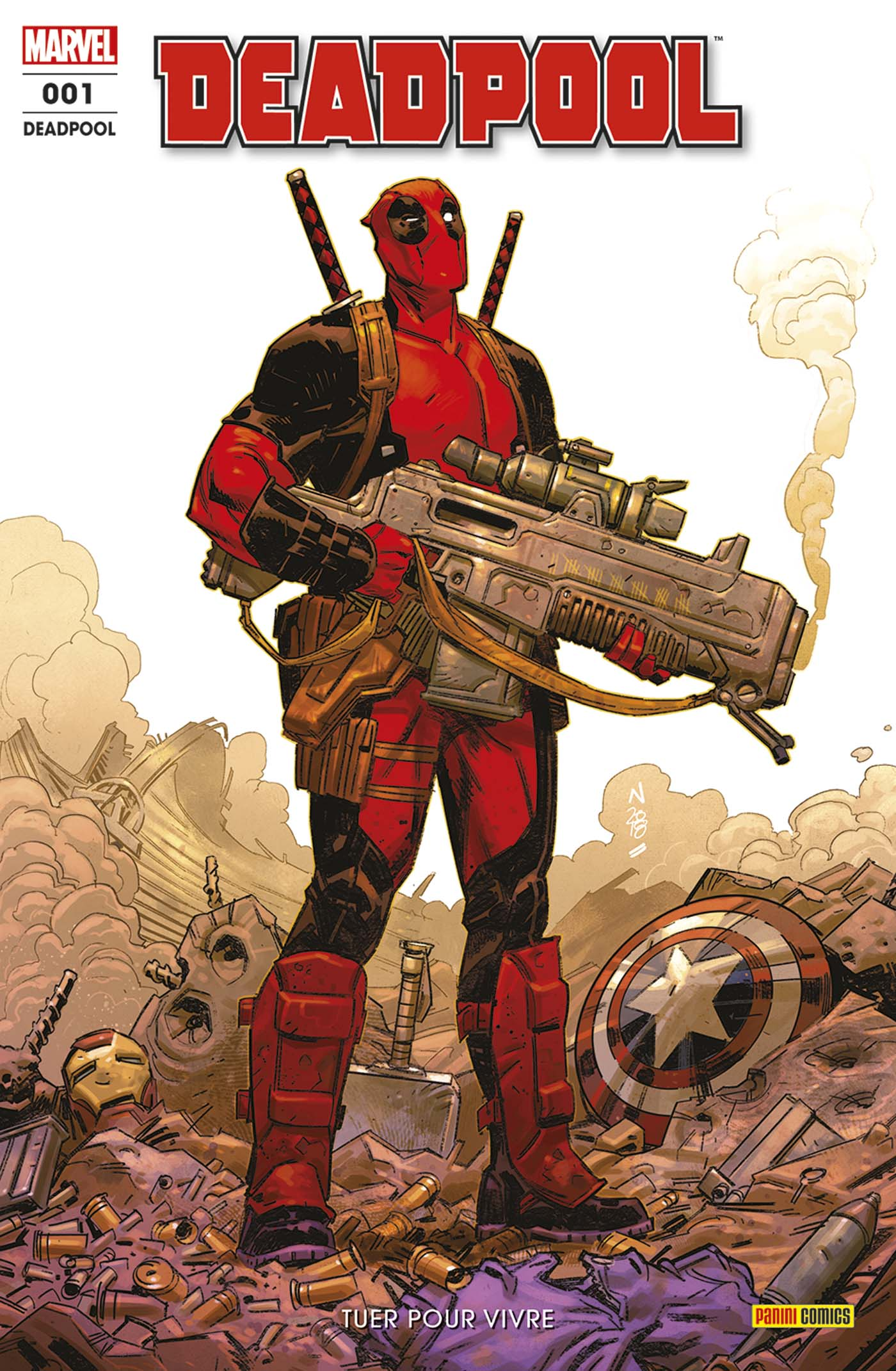 Deadpool 1 - Tuer Pour Vivre