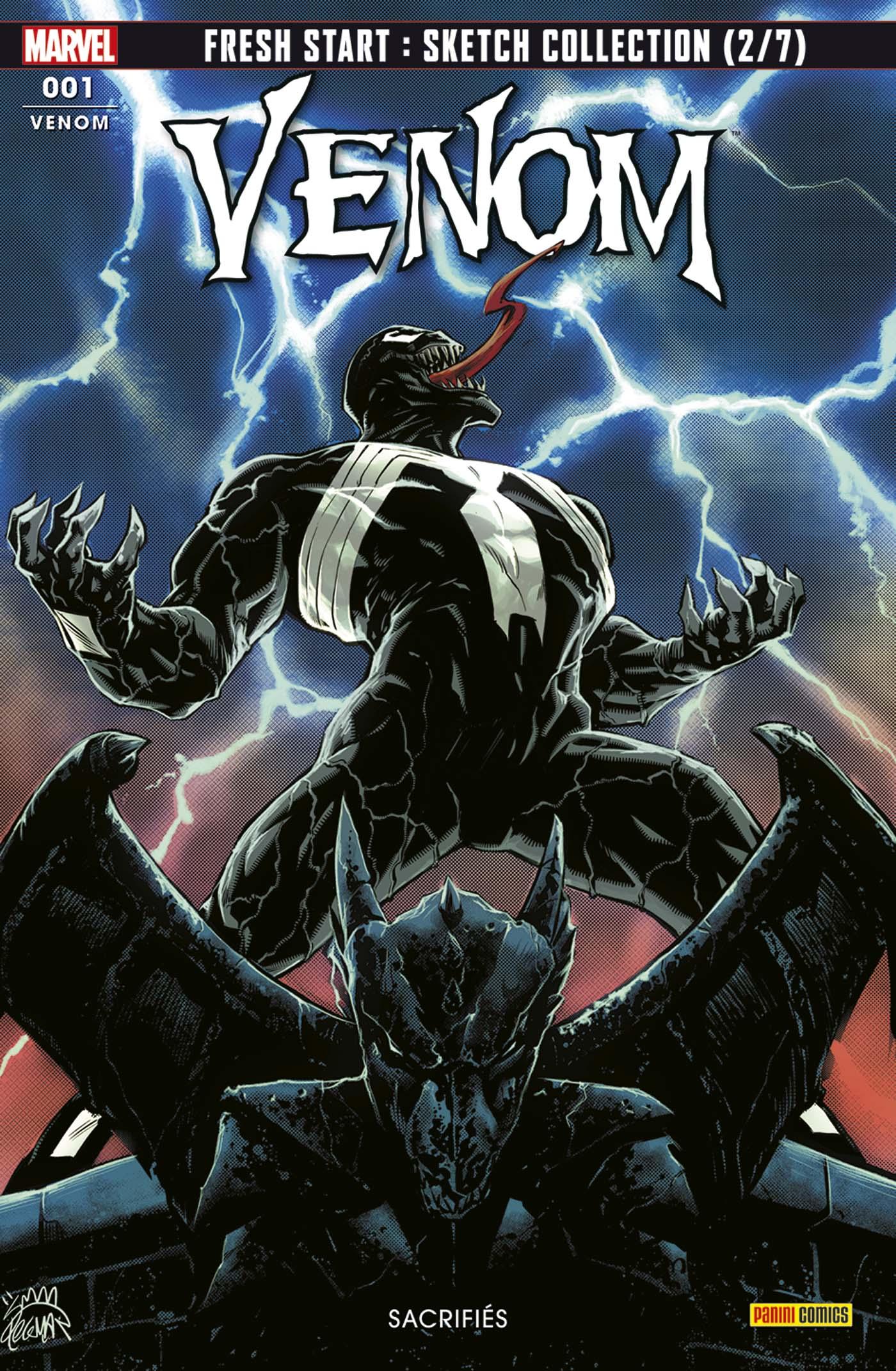 Venom 1 - Sacrifiés