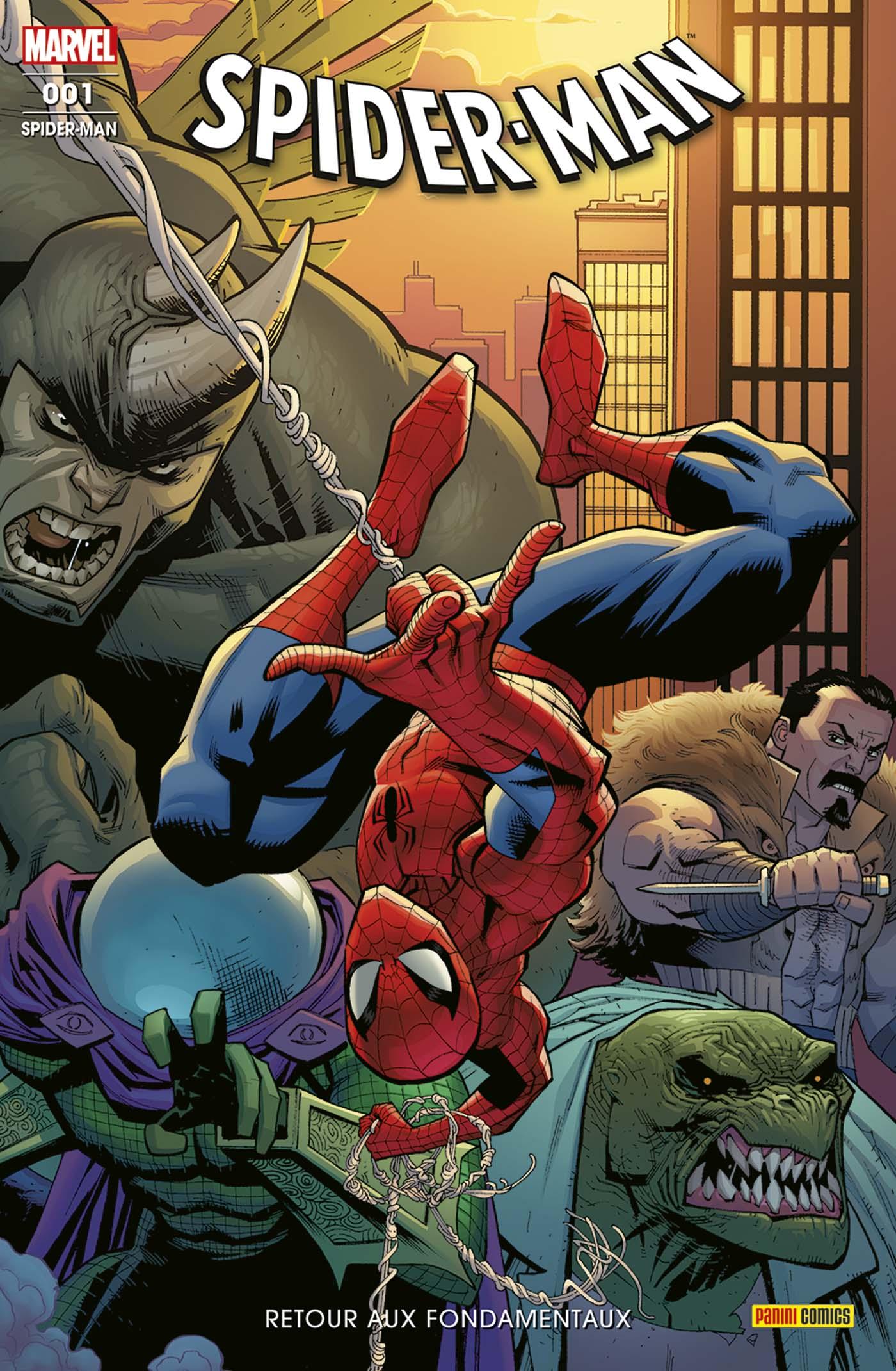 Spider-Man 1 - Retour aux Fondamentaux