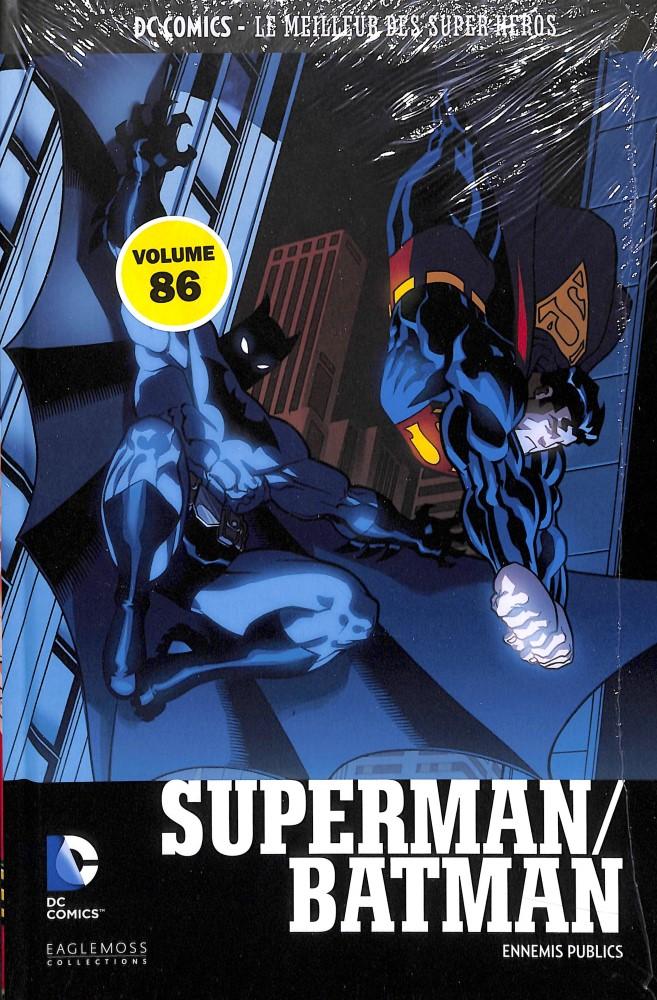 DC Comics - Le Meilleur des Super-Héros 86 - Superman/Batman : Ennemis Publics