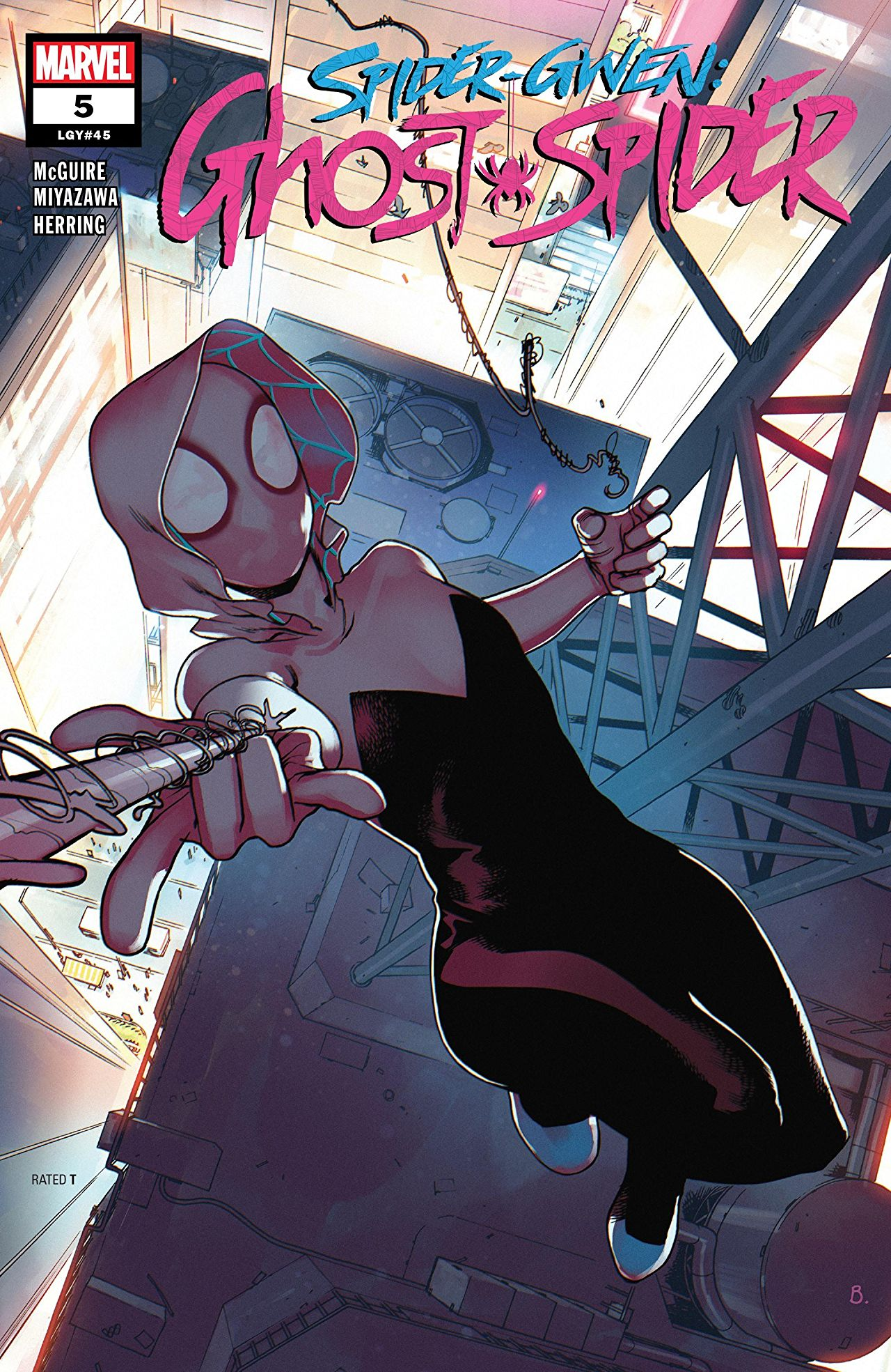 Spider-Gwen - Ghost-Spider 5