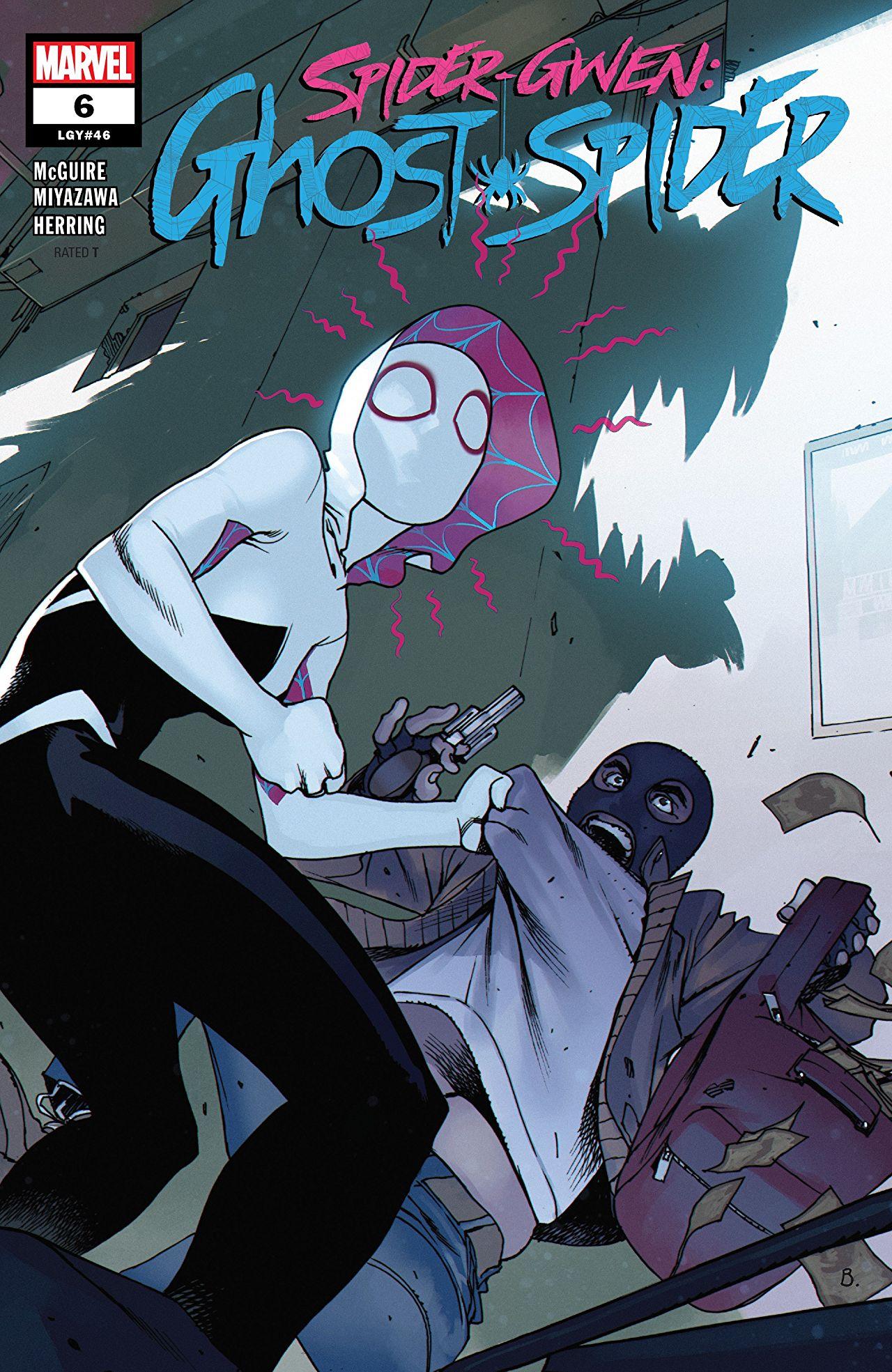 Spider-Gwen - Ghost-Spider 6