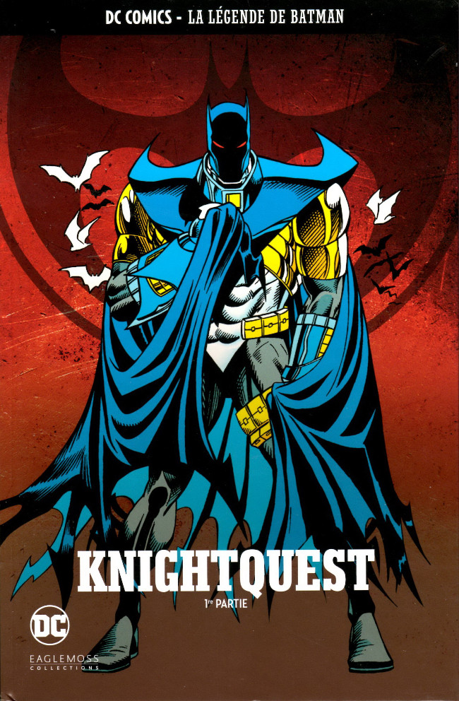 DC Comics - La Légende de Batman 38 - Knightquest - 1re partie