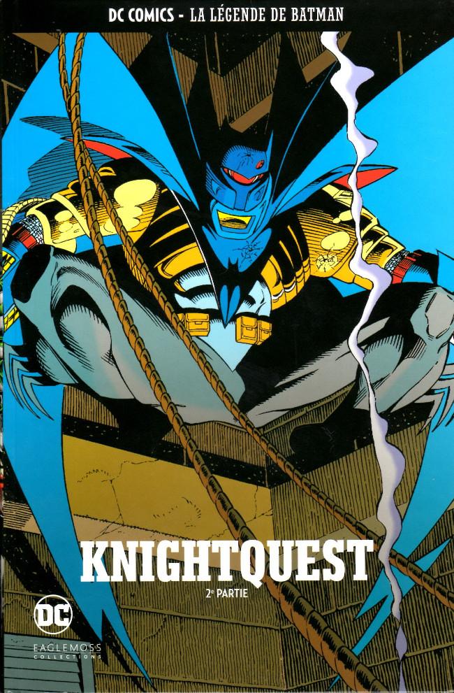 DC Comics - La Légende de Batman 39 - Knightquest - 2e partie
