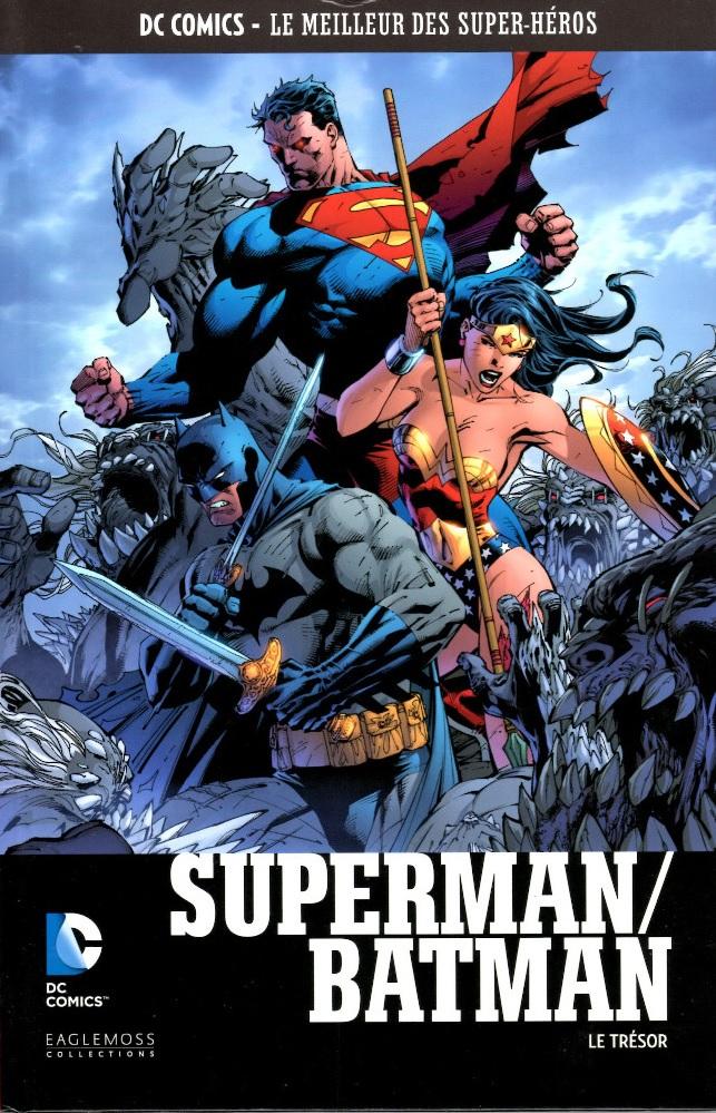 DC Comics - Le Meilleur des Super-Héros 87 - Superman/Batman : Le Trésor