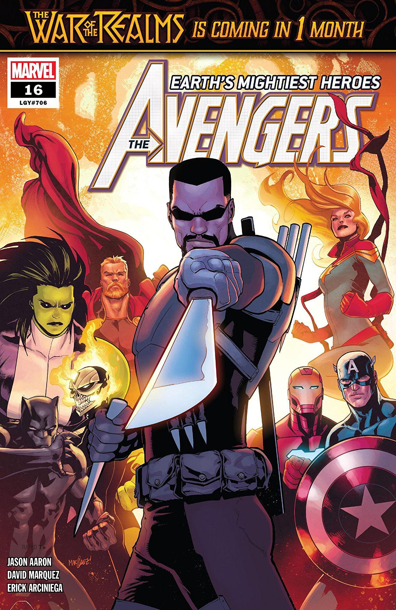 Avengers 16 - WAR OF THE VAMPIRES PART 3