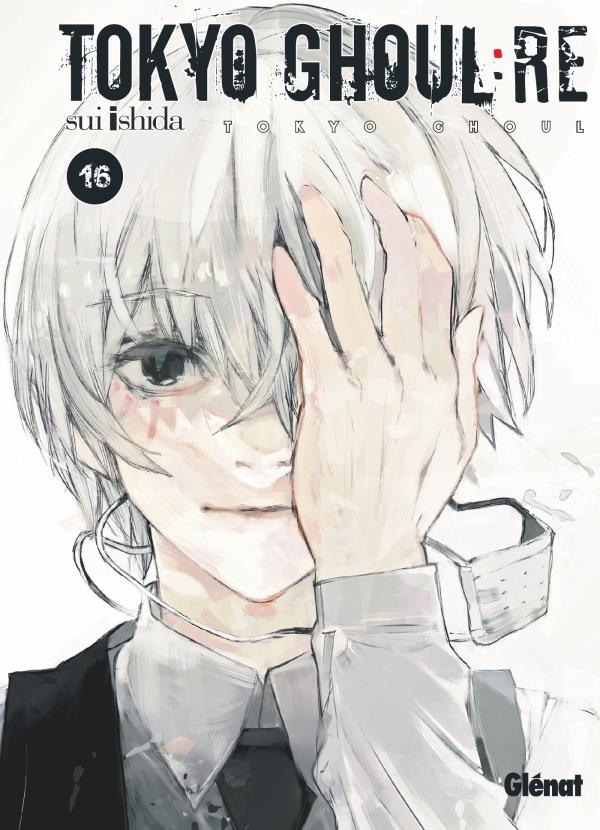 Tokyo Ghoul : Re 16