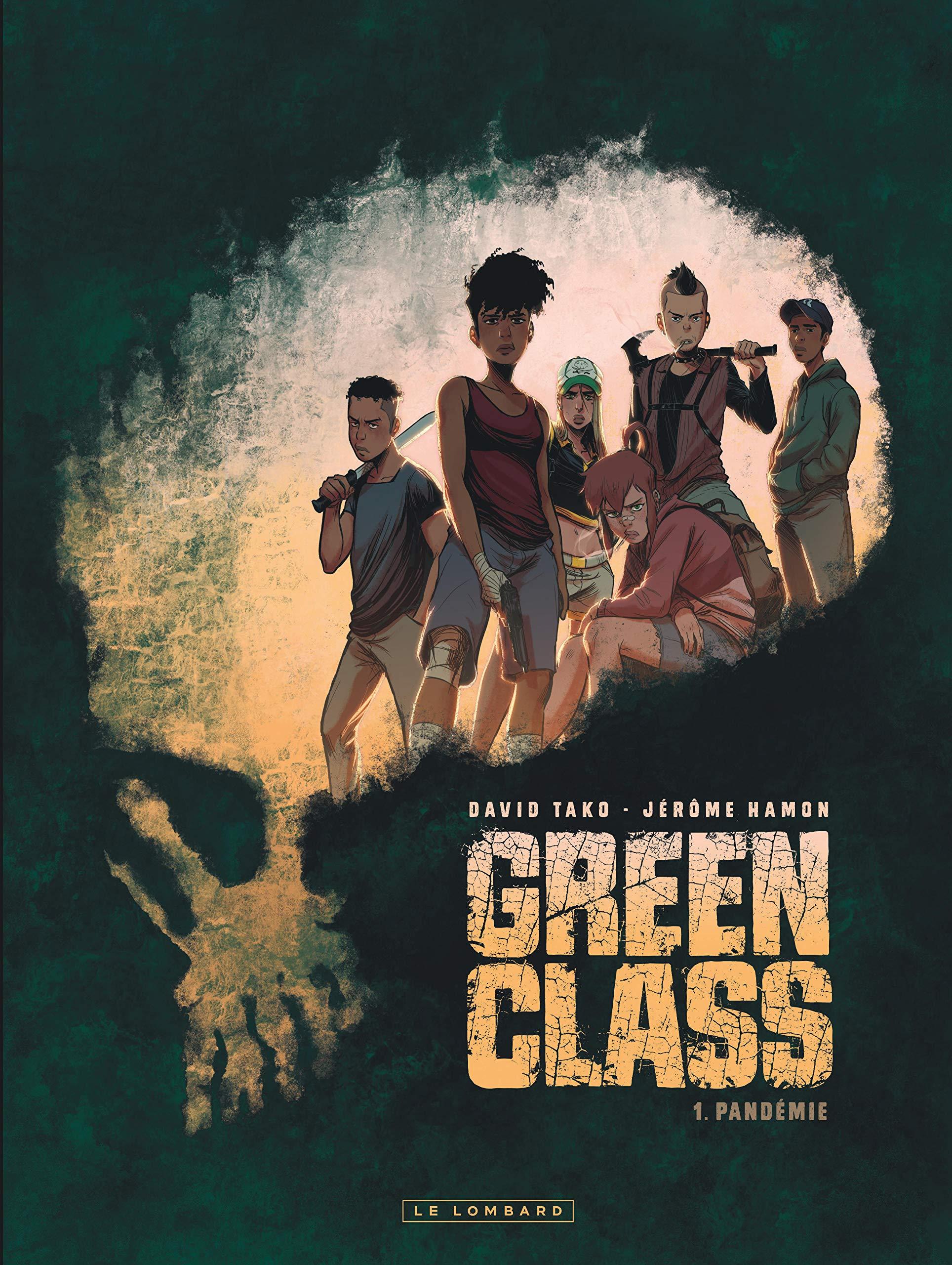 Green class 1 - Pandémie