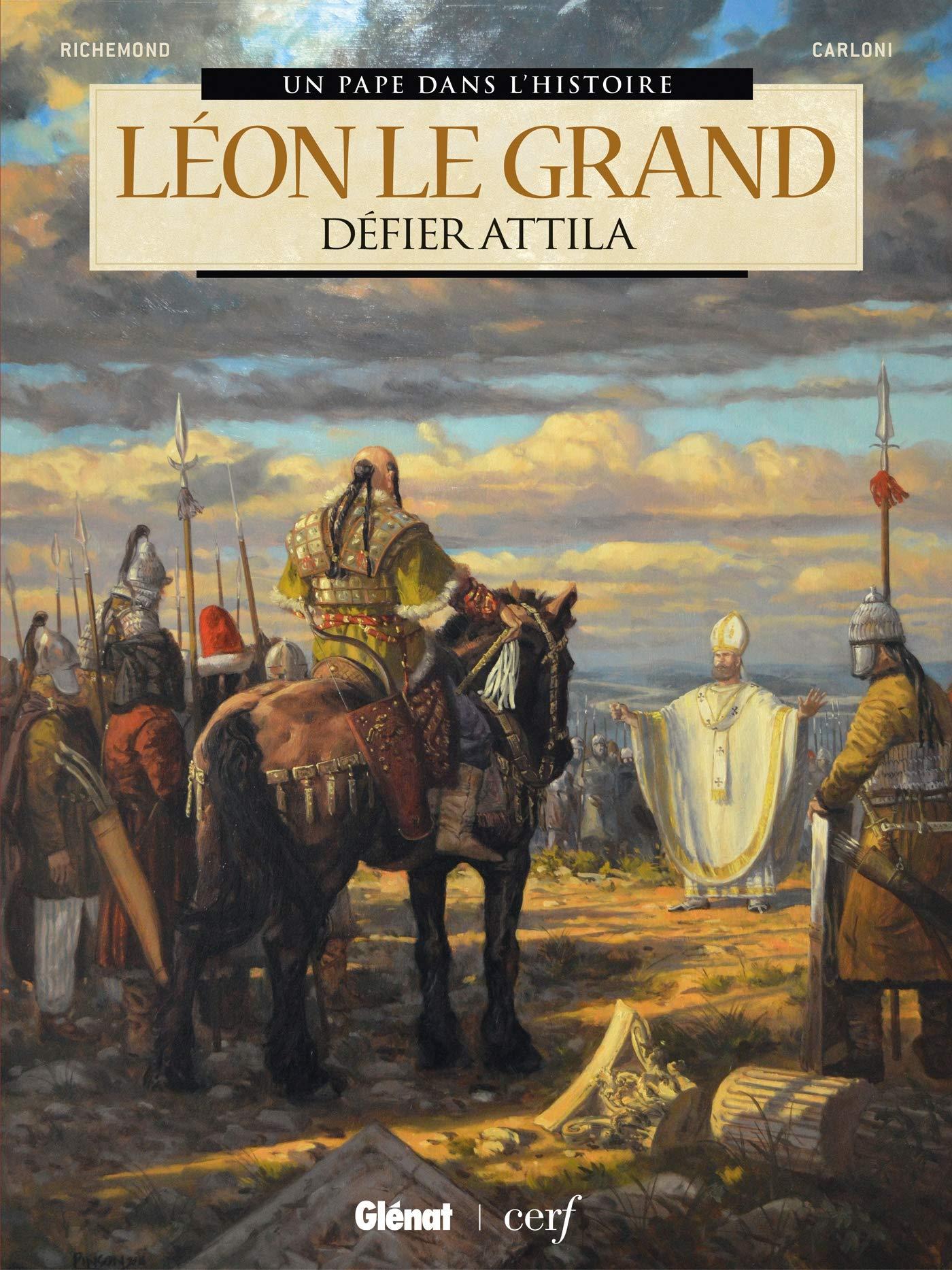 Léon le Grand 0 - Défier Attila