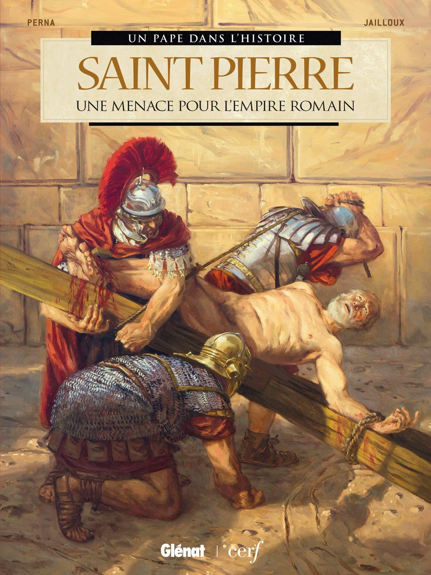 Saint Pierre 0 - Une menace pour l'Empire romain