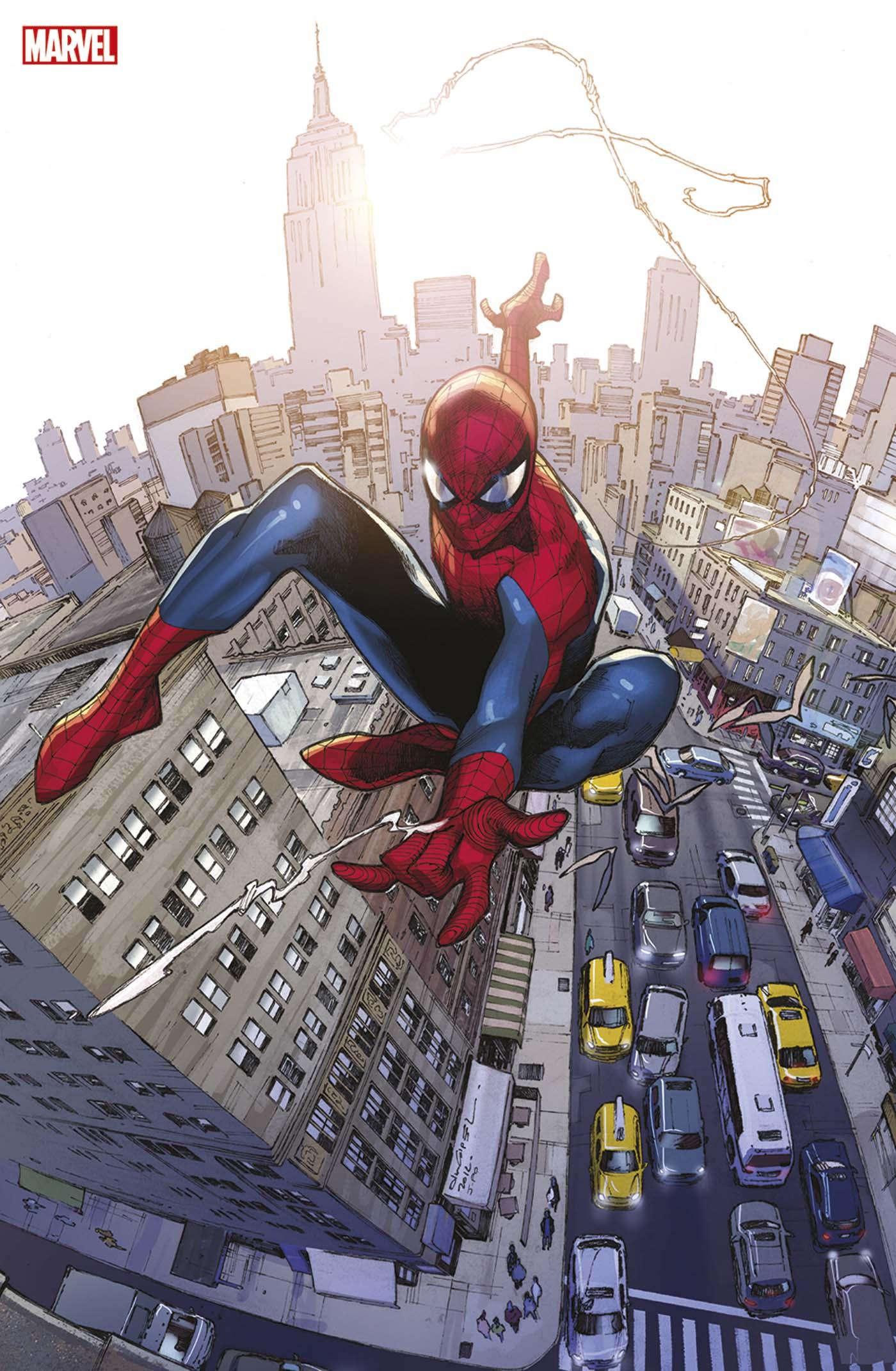 Spider-Man 1 - Variant Angoulême