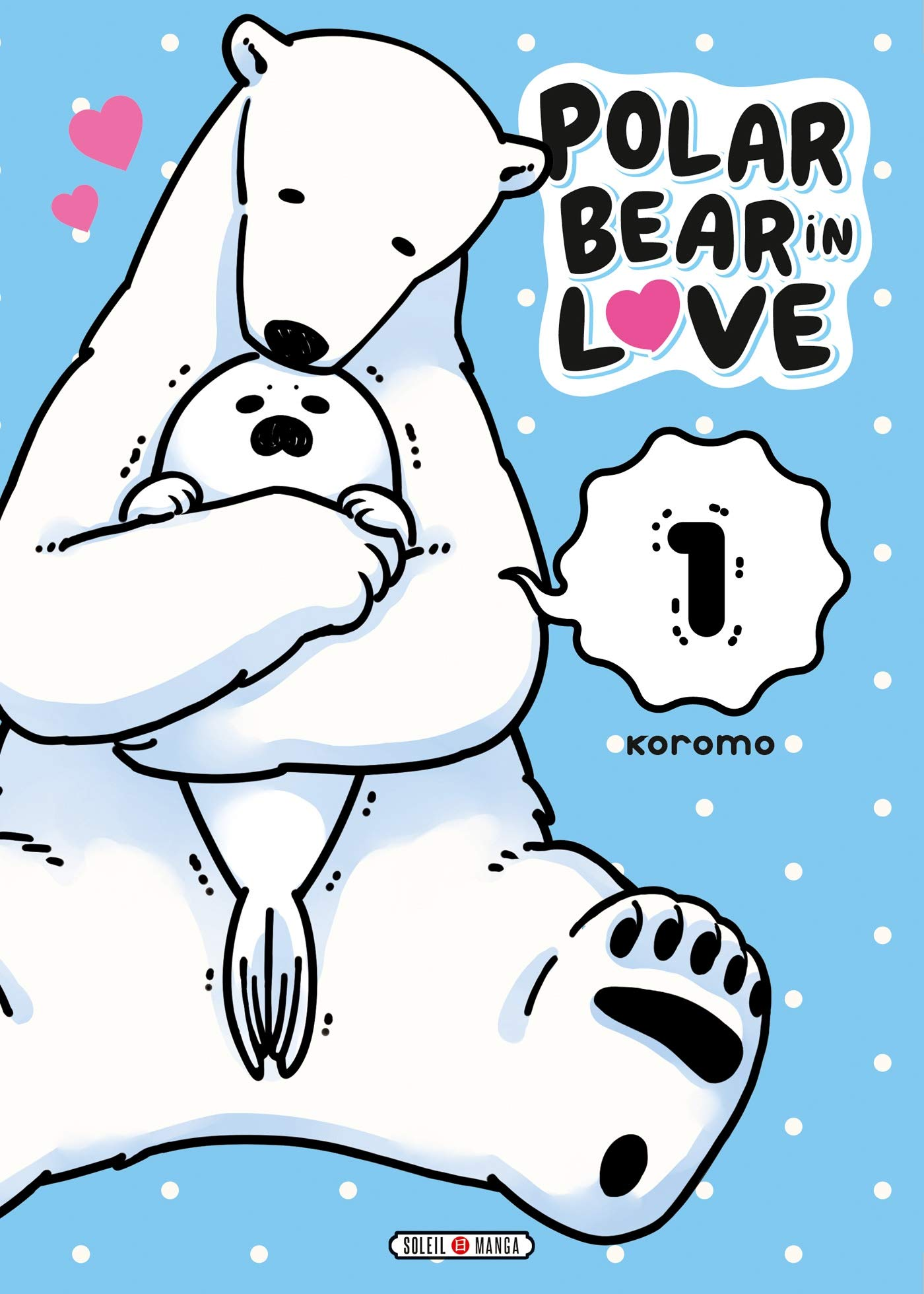 Polar Bear in Love 1