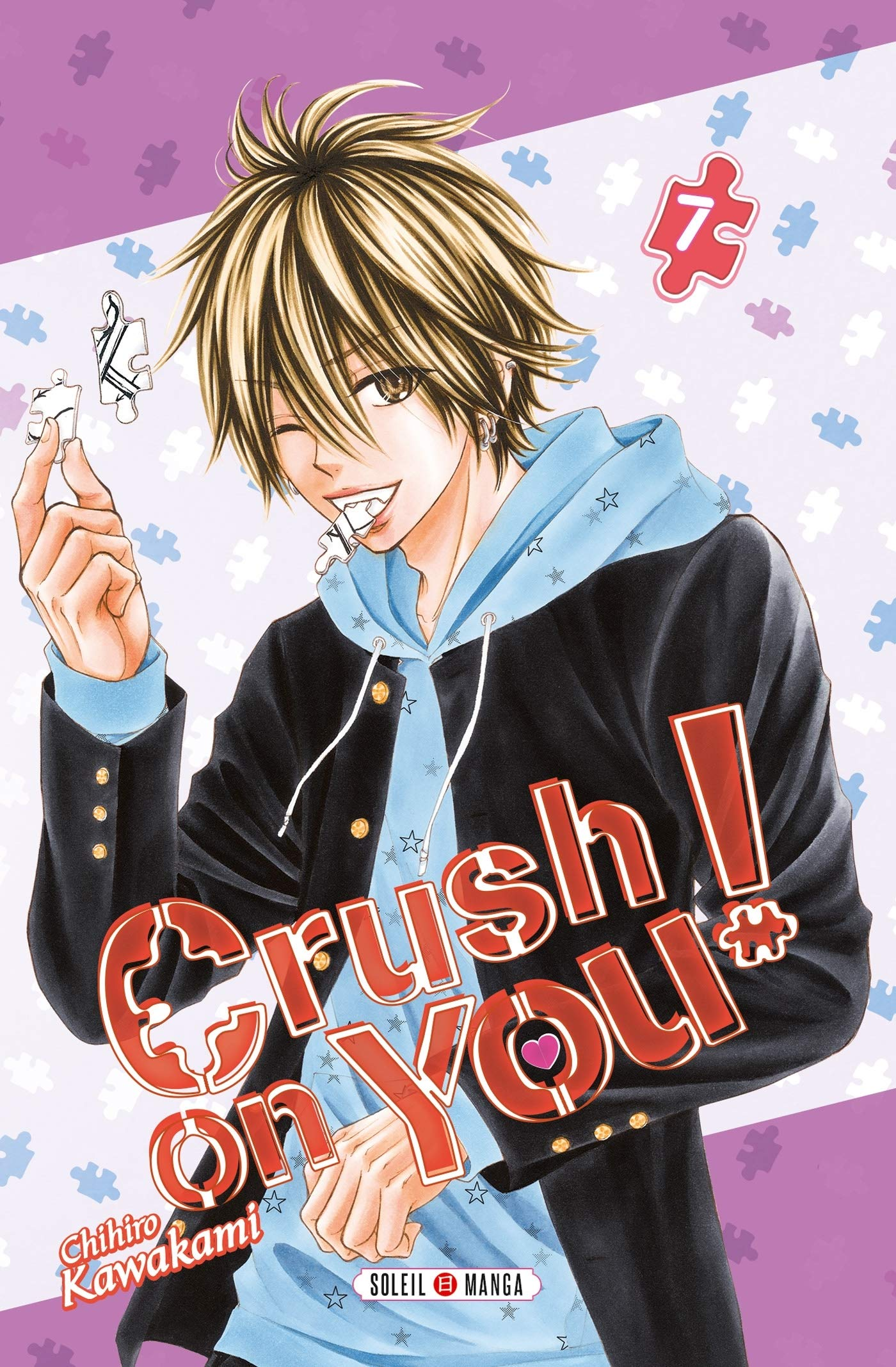 Crush on you! 7