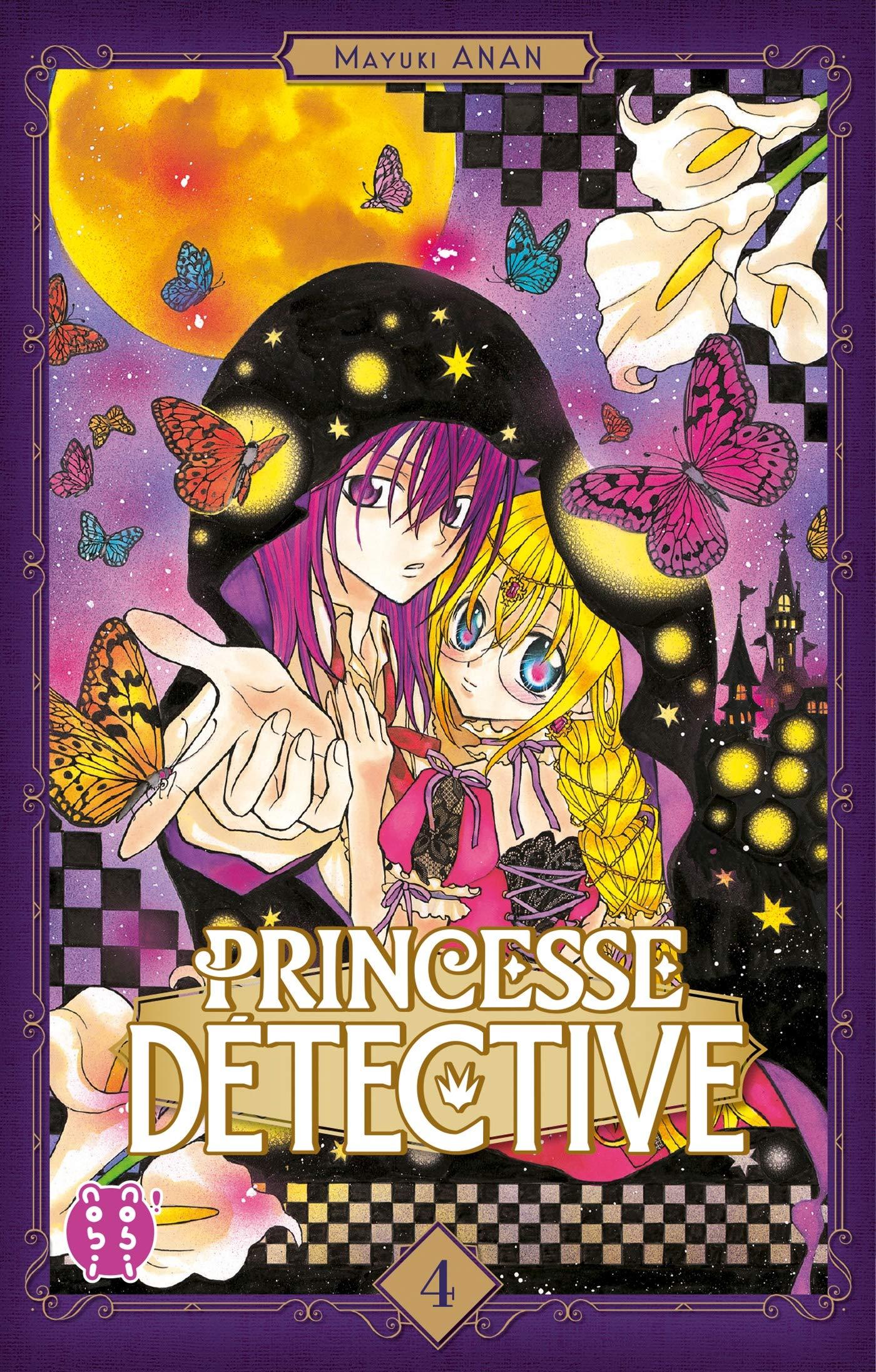 Princesse détective 4