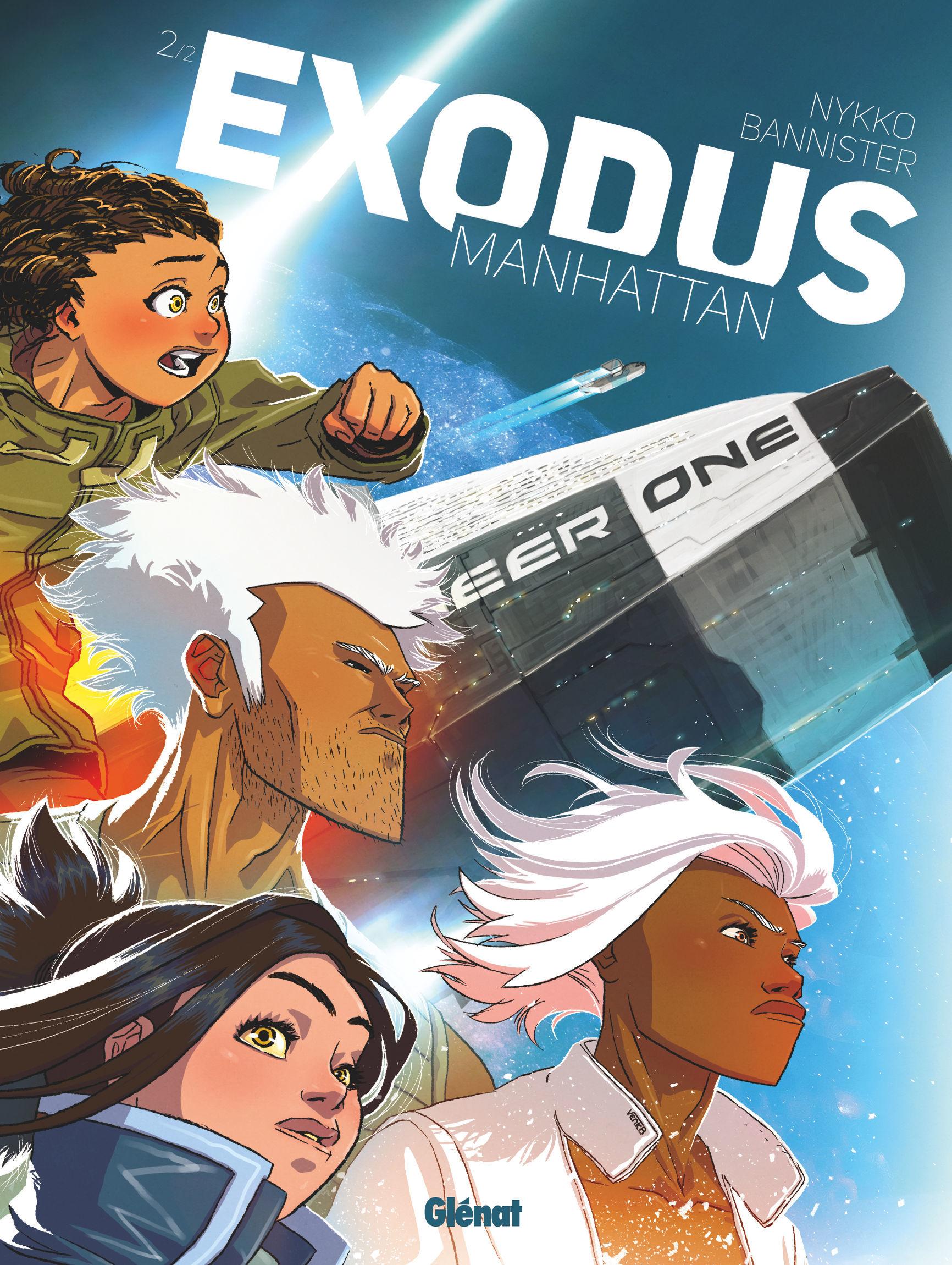 Exodus Manhattan 2 - Tome 2