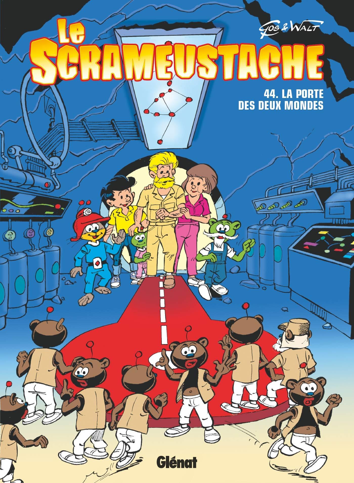 Le Scrameustache 44 - La Porte des deux mondes