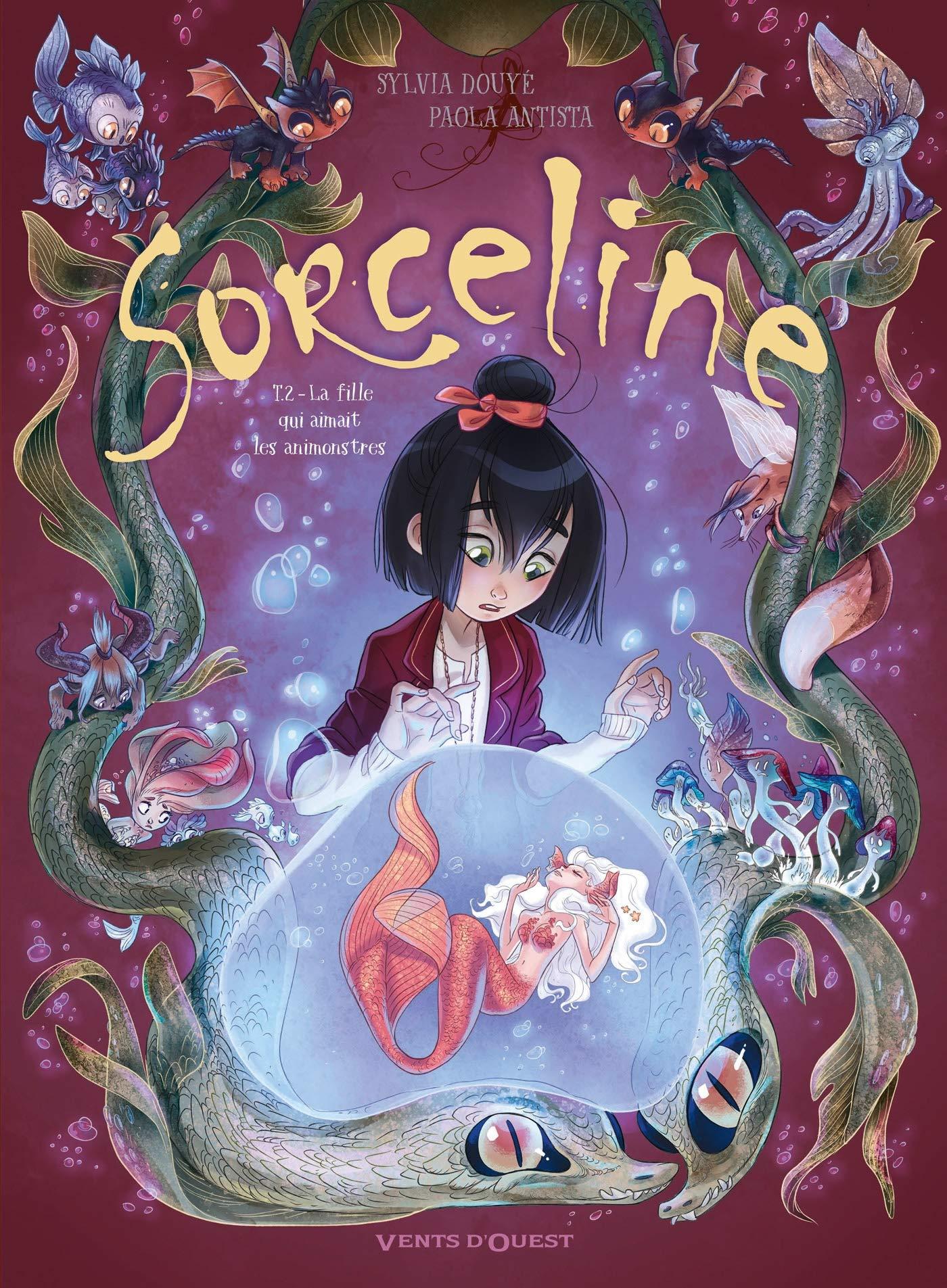 Sorceline 2 - La fille qui soignait les animonstres