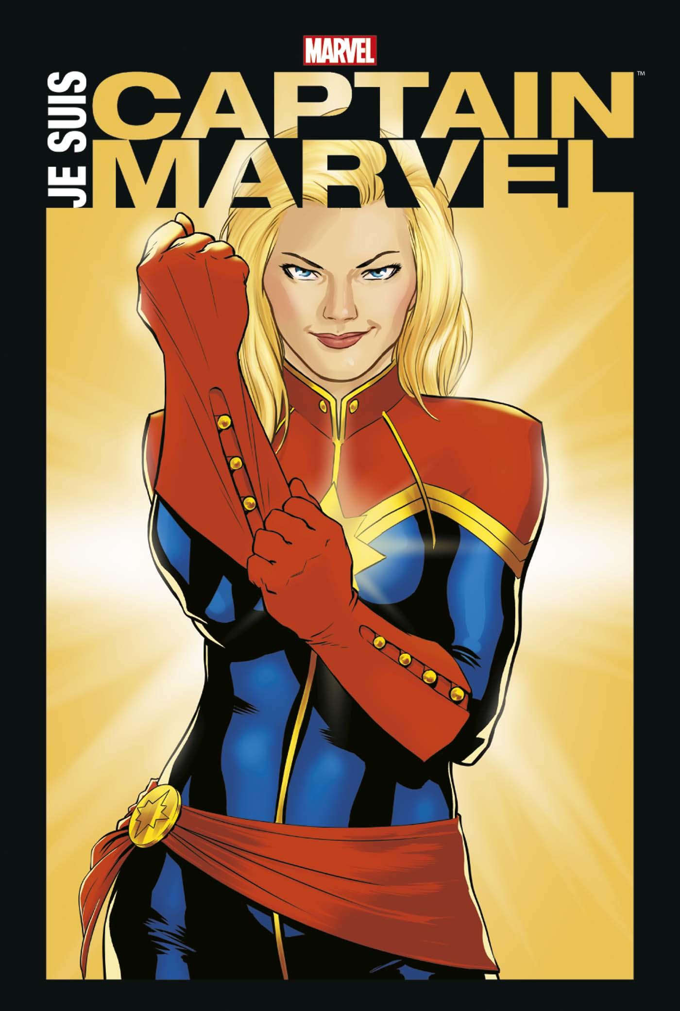 Je Suis Captain Marvel 1