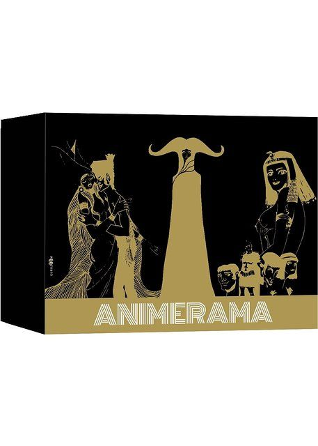 Animerama : Belladonna, Mille et une nuits, Cleopatra 1