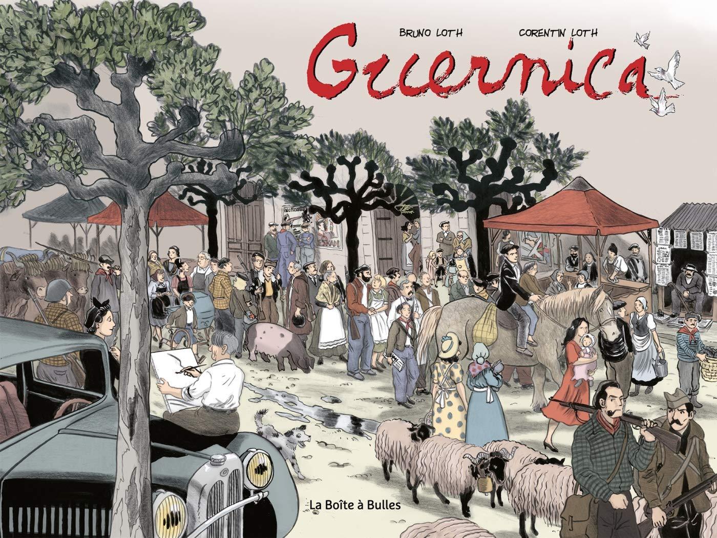 Guernica 1 - Guernica