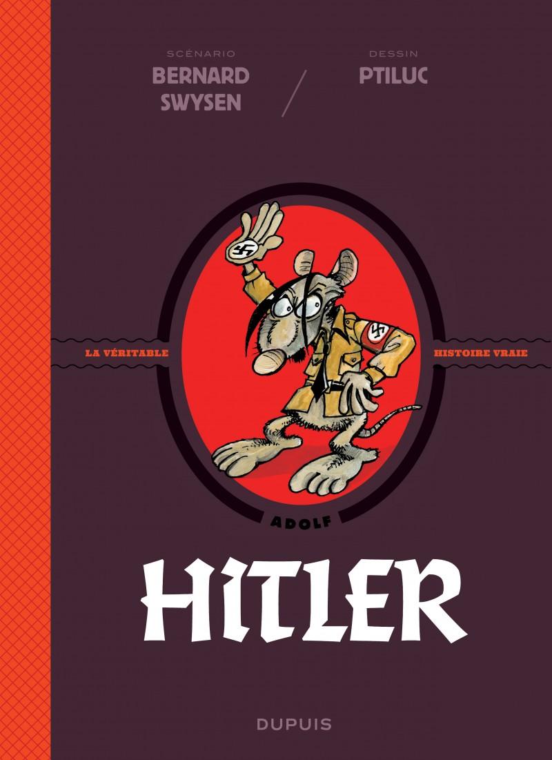 Les méchants de l'histoire 5 - Hitler