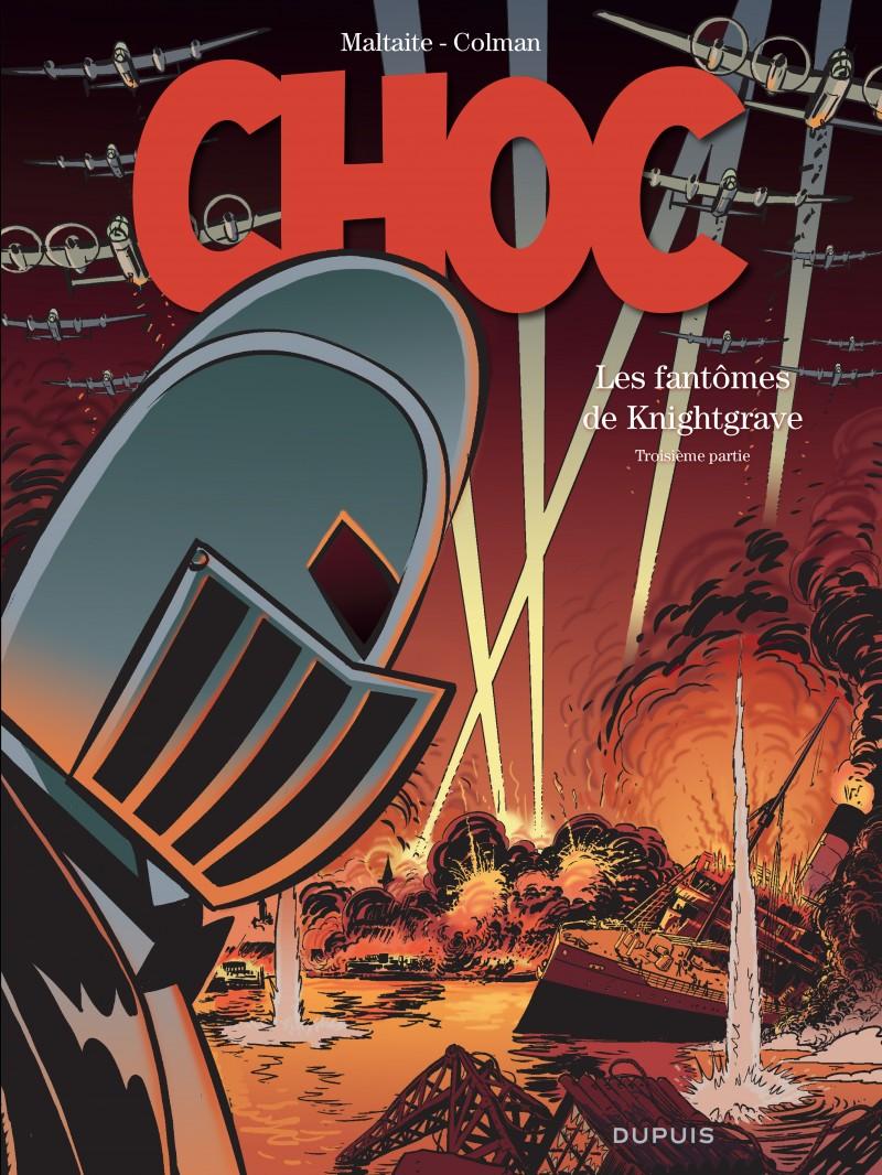 Choc 3 - Les fantômes de Knightgrave (troisième partie)