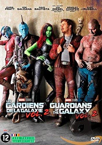 Les Gardiens De La Galaxie 2 Simple Dvd Marvel France