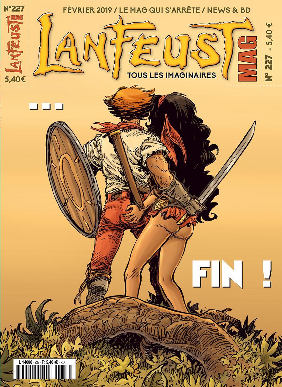 Lanfeust Mag 227
