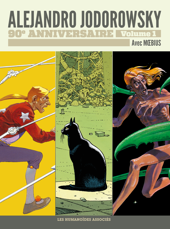Alejandro Jodorowsky - 90ème anniversaire 1 - Volume 1