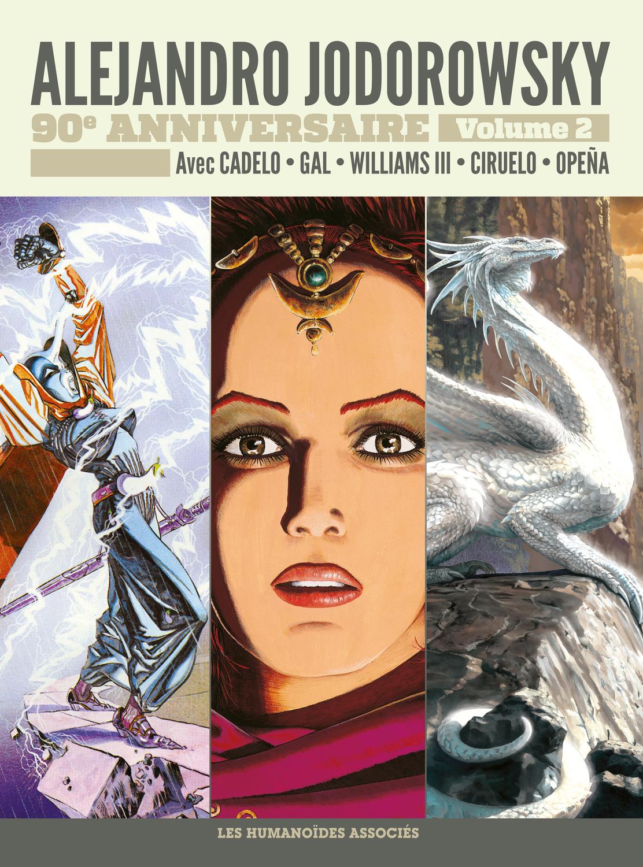 Alejandro Jodorowsky - 90ème anniversaire 2 - Volume 2