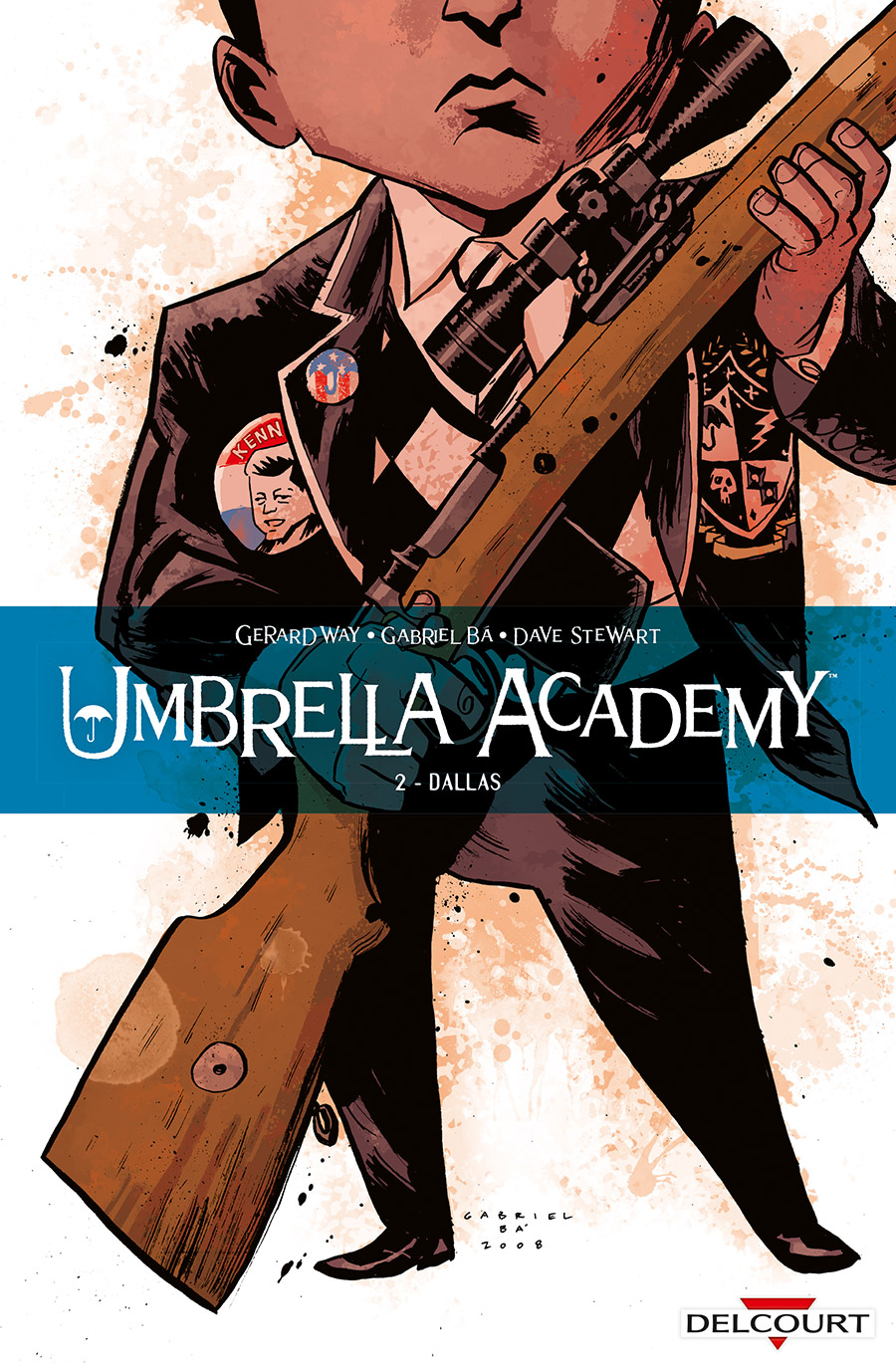 Umbrella Academy 2 - Dallas - réédition 2019